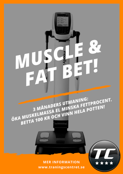 Muscle Fat Bet